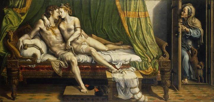 Due Amanti di Giulio Romano