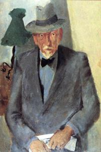 Luigi Pirandello ritratto