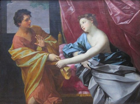 Guido Reni, Giuseppe e Putifarre