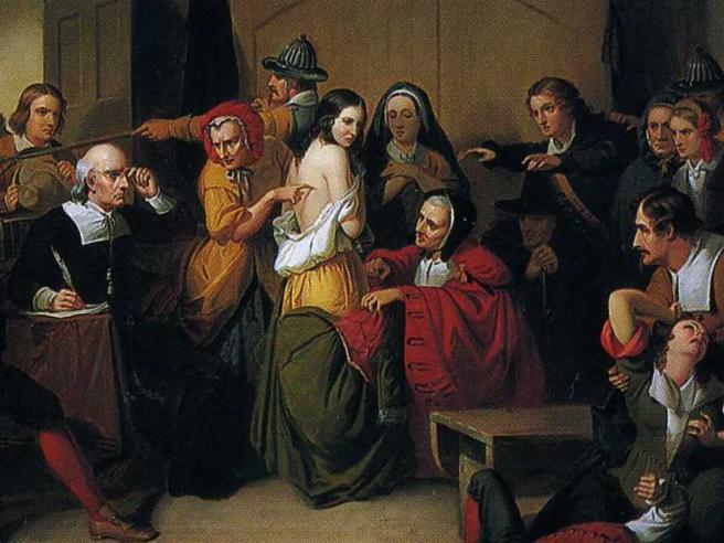 Matteson esame di una strega