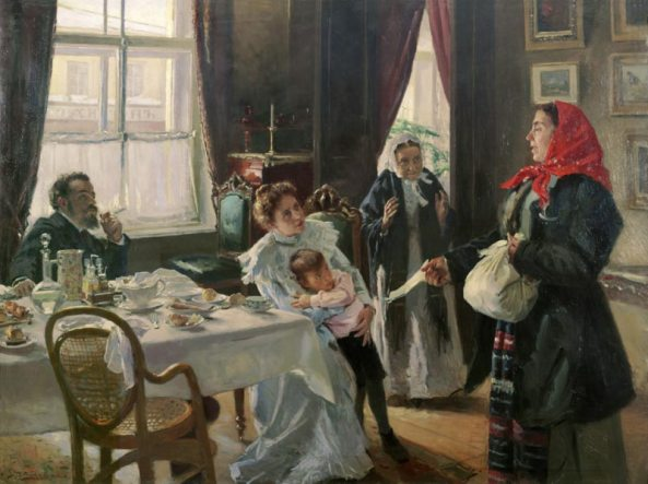 Due Madri di Makovsky