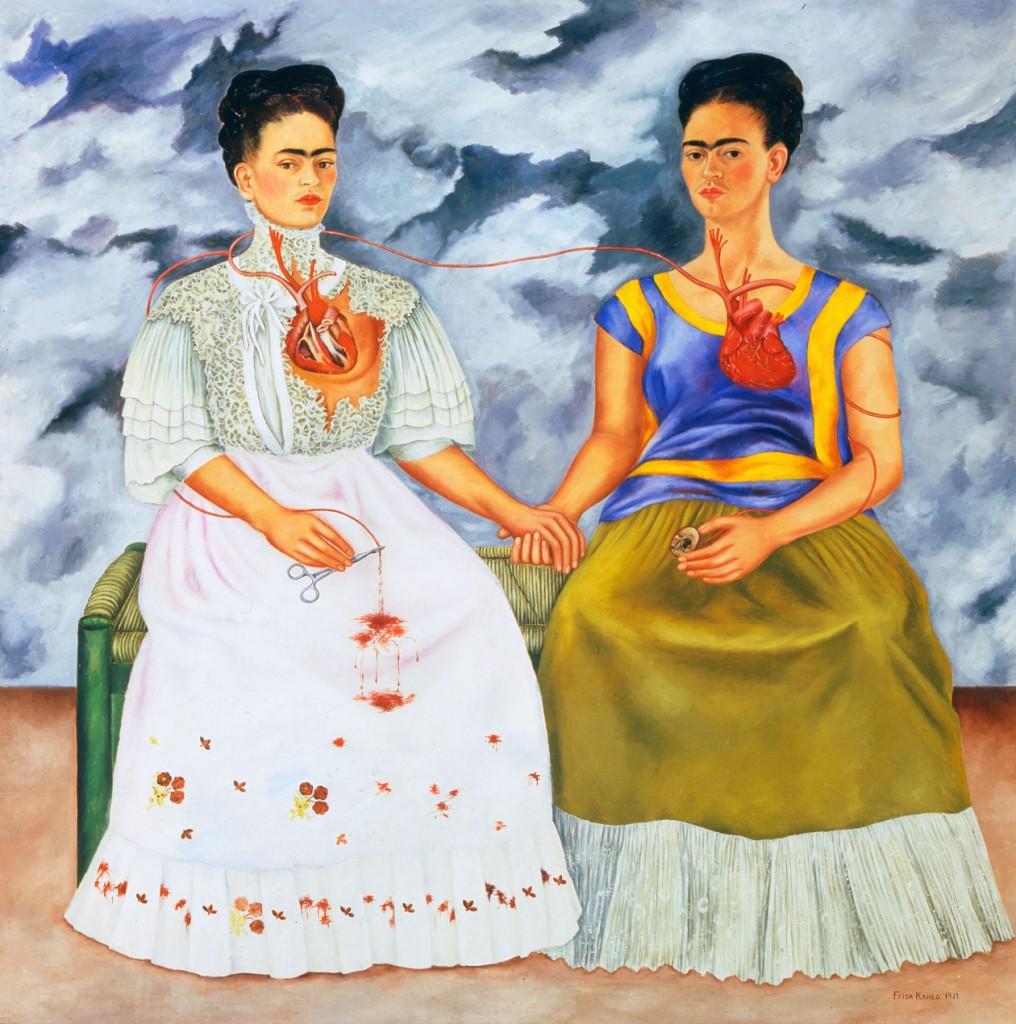 Le dos Frida