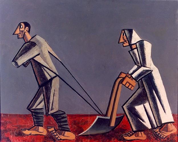Pietro Morando Ritorno dalla guerra
