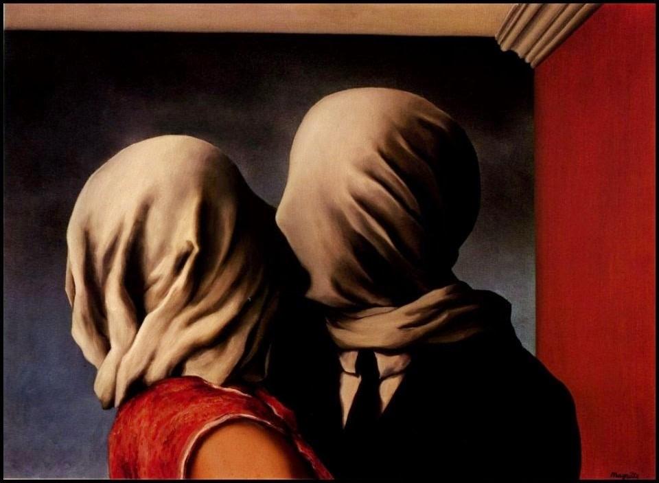 Gli amanti di Magritte