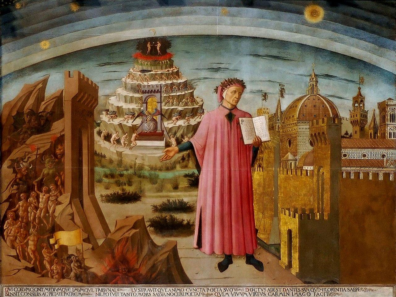 Domenico di Michelino al Duomo
