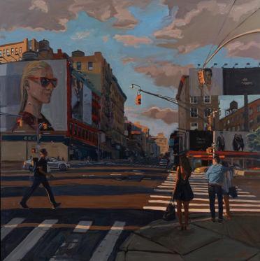 Sklaroff paesaggio newyork